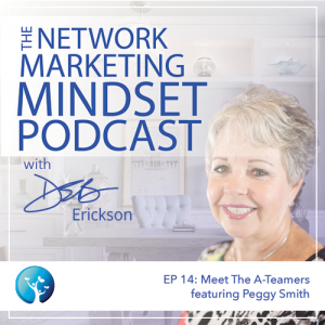 EP14: Meet The A-Teamers (featuring Peggy Smith)