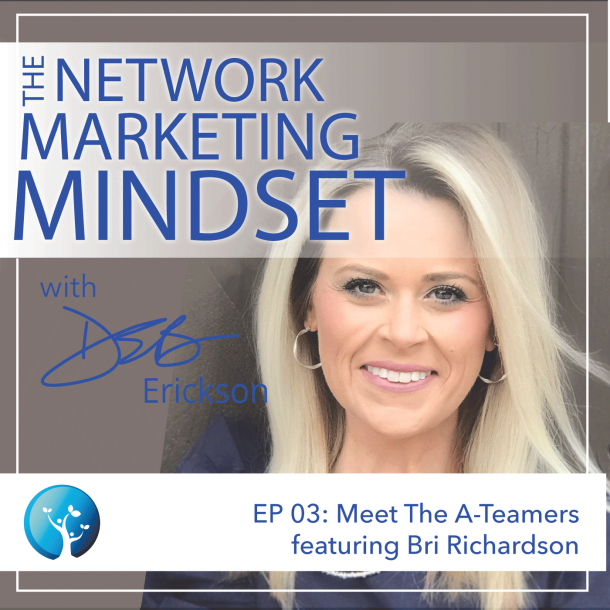 EP3: Meet the A-Teamers (featuring Bri Richardson)